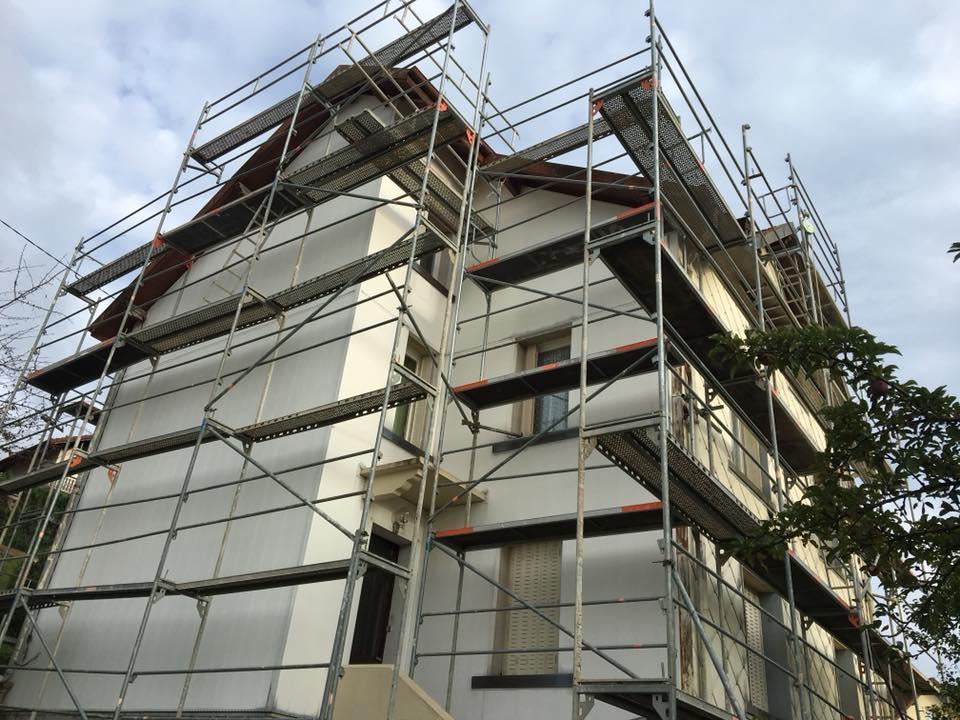crépi isolation rénovation ravalement enduit peinture alsace